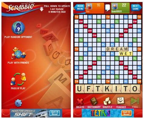 2 player scrabble free free multi player scrabble for android without single