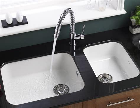 ceramic undermount kitchen sink astracast lincoln 5040 bowl ceramic gloss white