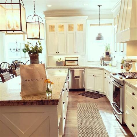 farmhouse kitchen layout 25 awesome farmhouse kitchen design and ideas to try