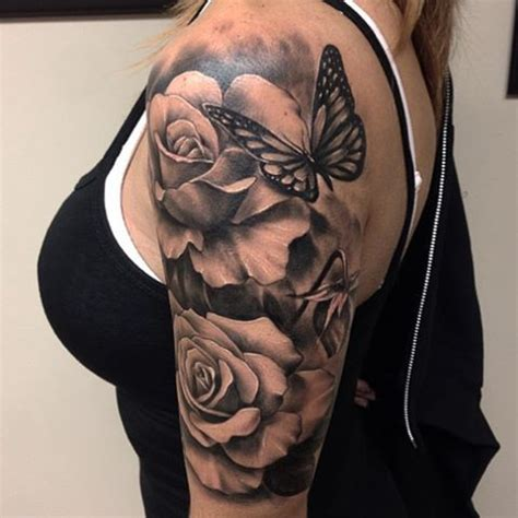 best 25 butterfly sleeve tattoo ideas on pinterest half