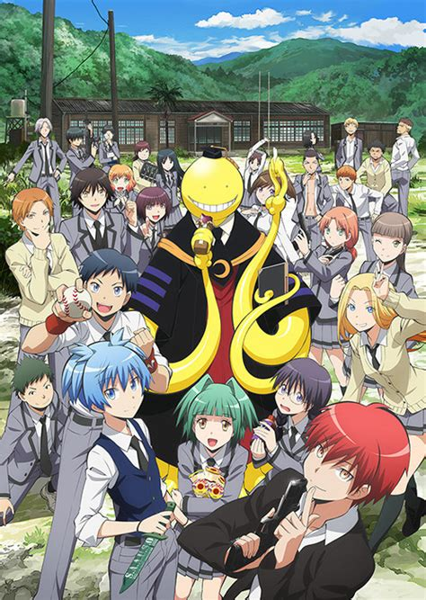 assassination classroom assassination classroom and why we re not friends