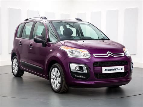 Citroen C3 Picasso by Nearly New Citroen C3 Picasso Cars For Sale Arnold Clark
