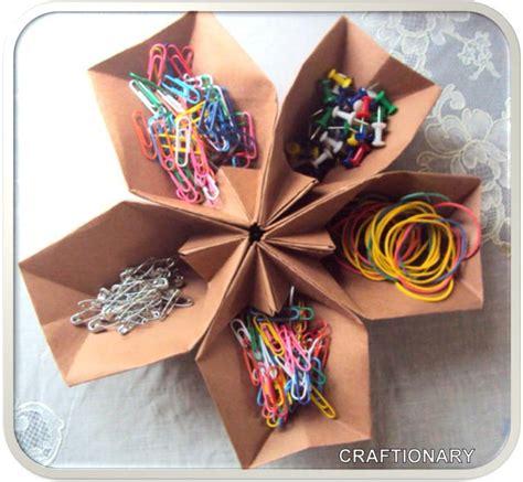 origami useful items craftionary