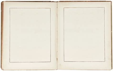 picture of an open book with blank pages open storybook pages design shop