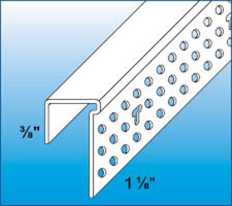 j bead for drywall j demarcation for dryall trim tex inc
