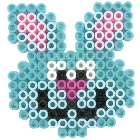 perler joann perler fusion fuse bead activity kit bunny jo
