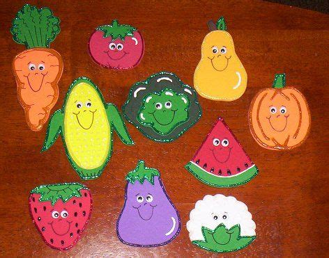 vegetable crafts for 27 best fruit vegetable craft images on