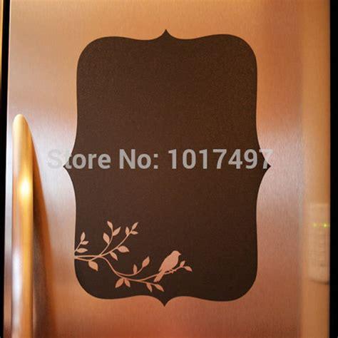 vinyl decals for home decor chalkboard vinyl wall decal chalkboard fridge decal for