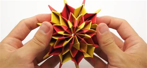 things to do with origami paper how to make colorful fireworks using origami paper