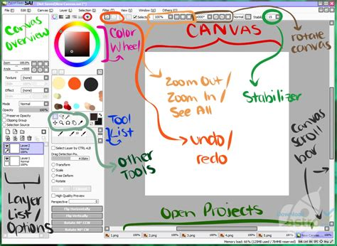 Painttool Sai Version 2017 Free