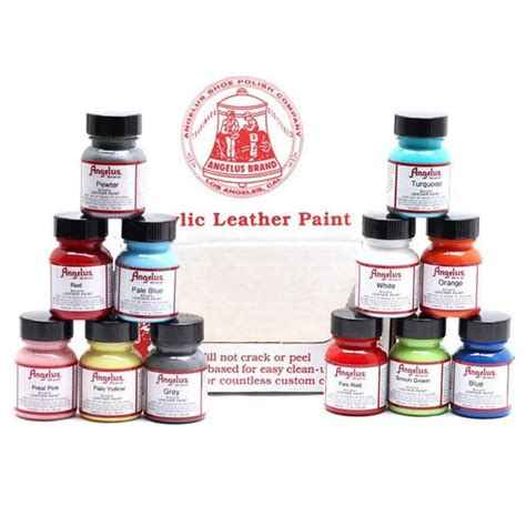 angelus leather paint uae angelus leather paint customize clean and restore shoes