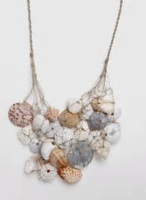 how to make jewelry from shells design squish seashell necklace sustainable
