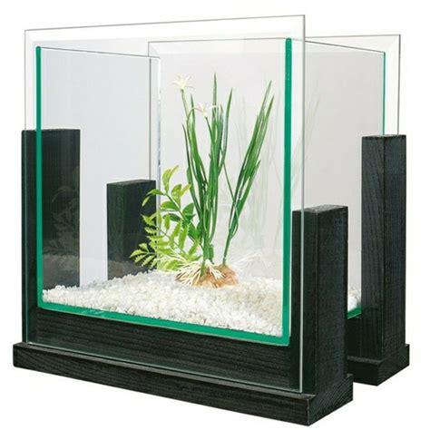 modern aquarium aquarium als raumteiler benutzen 26 beispiele