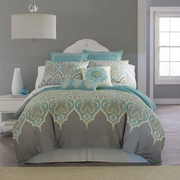 jcpenney bedroom comforter sets jcpenney kashmir comforter set from jcpenney bedroom