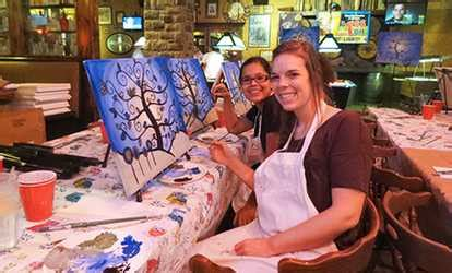 paint nite groupon dallas things to do in fort worth deals in fort worth tx groupon