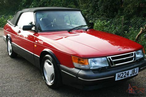 saab 900 turbo s 16v for sale from cheshire sport classics saab 900 turbo 16v convertible auto
