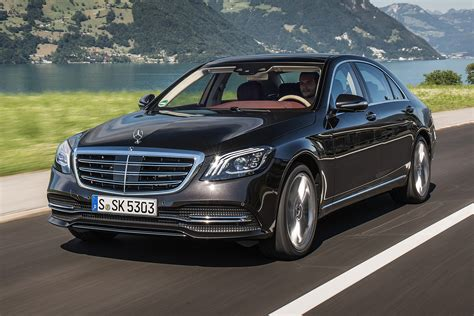 S Class Mercedes by Mercedes S Class 2017 Facelift Review Auto Express