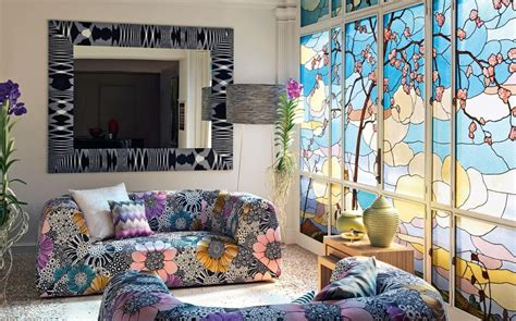 home fashion interiors inside the luxury home of fashion designer rosita missoni