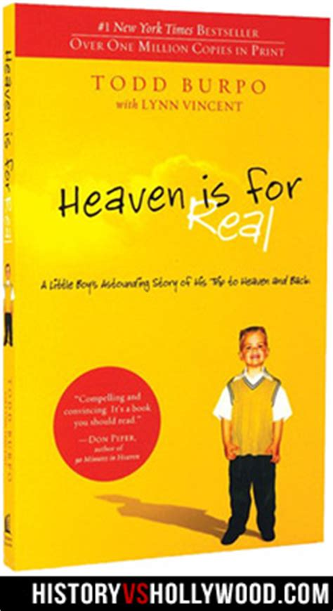 heaven is for real picture book heaven is for real true story vs real colton burpo