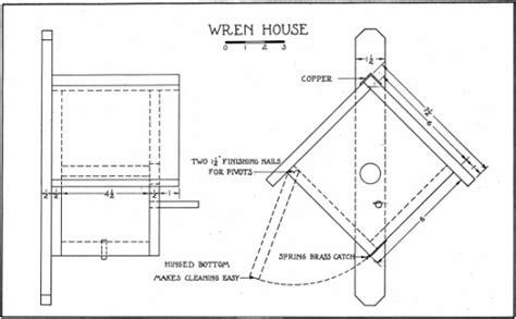 house wren birdhouse plans birdhouse plans house wren free pdf diy