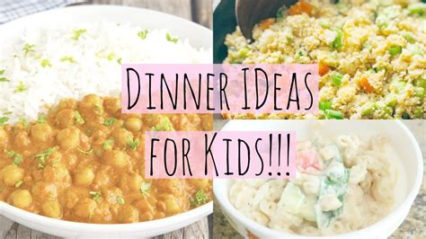 dinner for easy healthy dinner ideas for