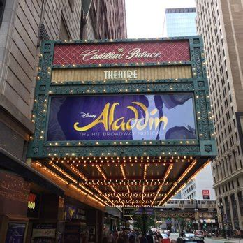 Cadillac 5 Theater by Cadillac Palace Theatre 290 Photos 243 Reviews