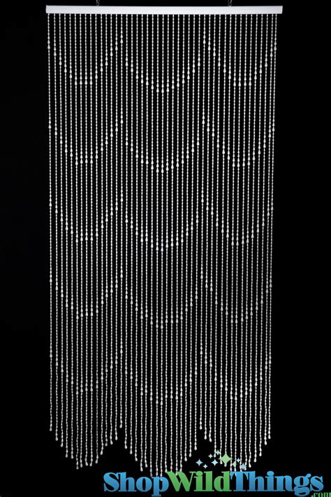 raindrop beaded curtains beaded curtains raindrops glow new glow in the