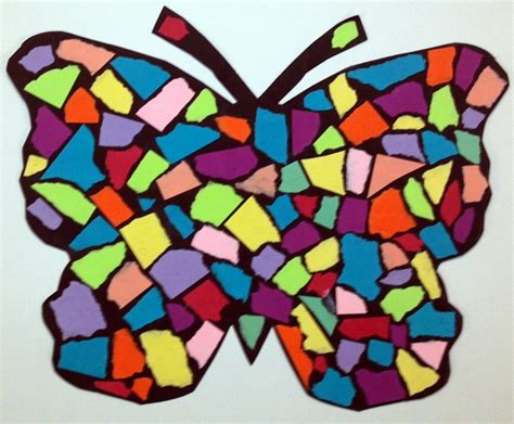 paper mosaic crafts 329 best mosaics images on diy ideas and