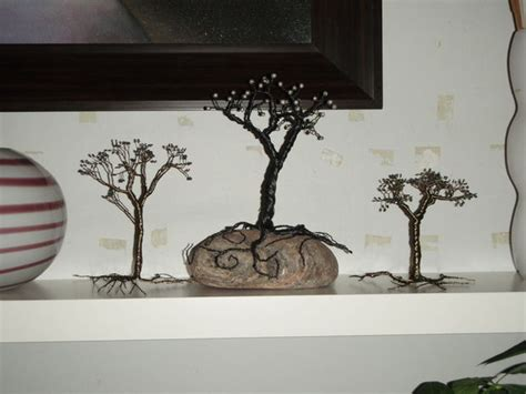 how to make a wire jewelry tree make a tree from jewelry wire
