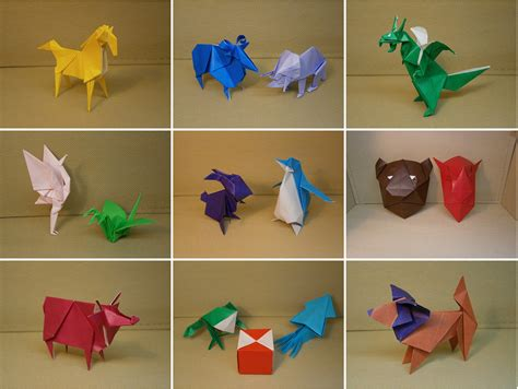 difficult origami image gallery difficult origami