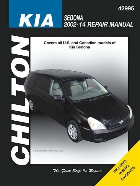 motor auto repair manual 1999 hyundai sonata lane departure warning kia sedona chilton service repair manual 2002 2014 42995