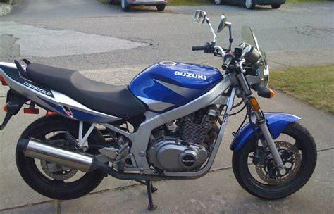 Suzuki Gs500 Specs by Suzuki Gs500e