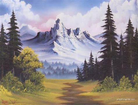 bob ross paintings gallery bob ross paintings related keywords bob ross paintings