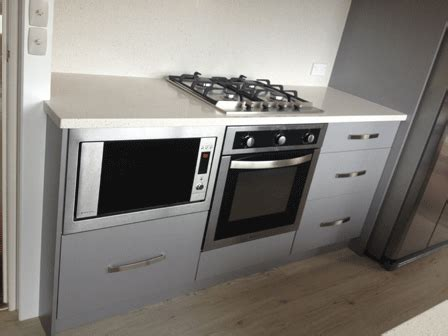Kitchen Furniture Images underbench microwave and oven mapara road taupo