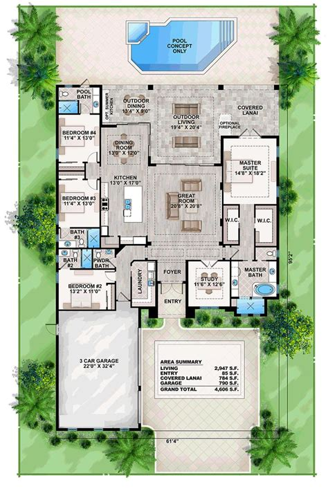 modern florida house plans 25 best ideas about house plans on
