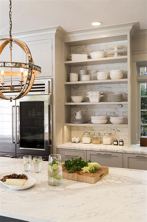 open kitchen cabinet designs the ultimate gray kitchen design ideas home bunch