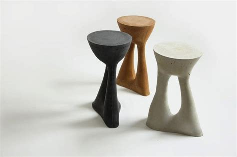 Unique Side Tables simple and unique side table in organic form kreten side
