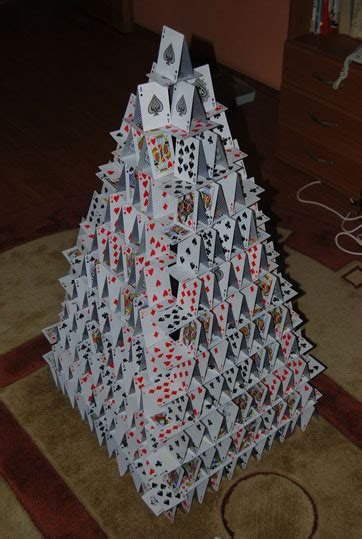 how to make a house of cards for beginners gamedev is like a house of cards david amador