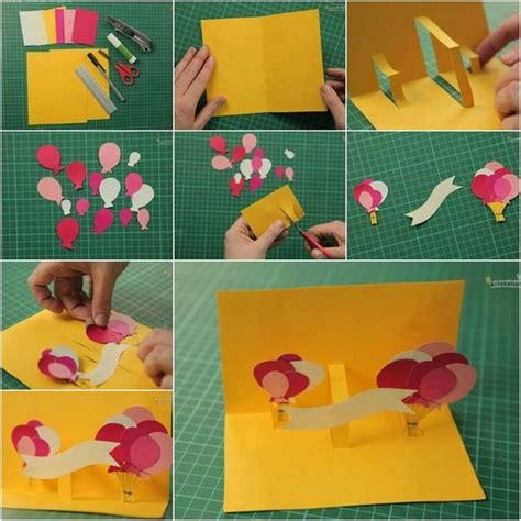 how to make 3d greeting card 37 birthday card ideas and images morning