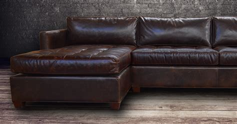 custom leather sectional sofa american made leather furniture leather sofas leather