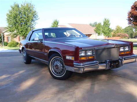 Classic Cadillac by 1981 Cadillac Eldorado Biarritz For Sale Classiccars