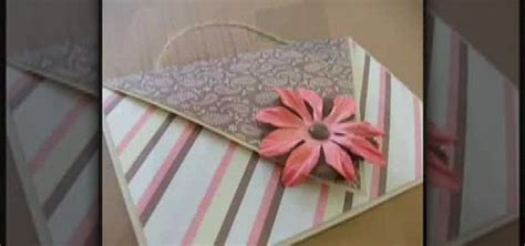 how to make shaped cards how to make a shaped card that fold into an envelope