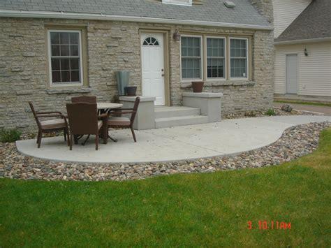 pictures of patios wood decks wood decks concrete patios