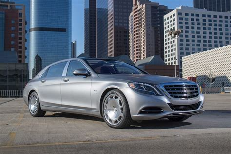 Price Of A Maybach by 2017 Mercedes Maybach Pricing For Sale Edmunds