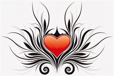 hearts and stars tattoo designs cliparts co