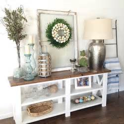 console table decor 25 best ideas about foyer table decor on