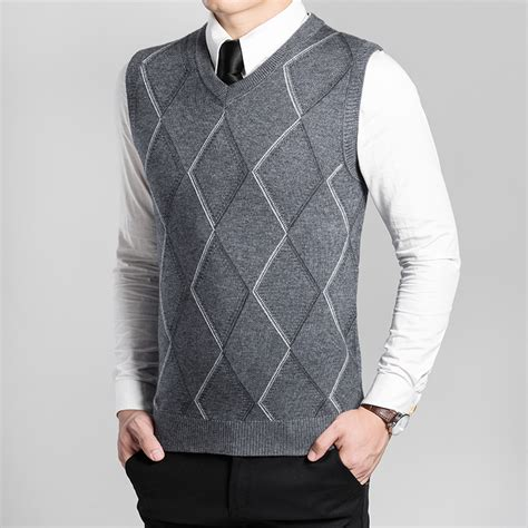 knitted waistcoats casual popular knitted waistcoat buy cheap knitted waistcoat