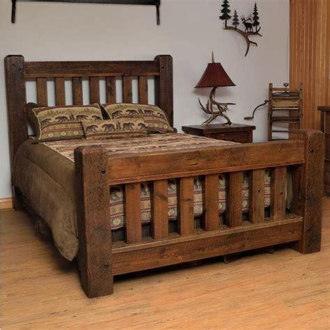 wood log bed frame best 25 timber bed frames ideas on diy bed