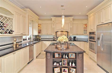 Modern Countertops classic kitchen design and renovation in richmond hill