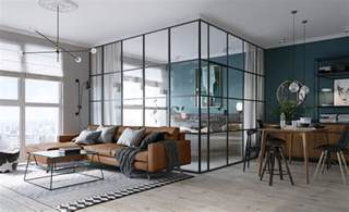 open space bedroom design room of the week an open plan living space with a glass